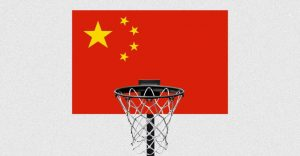 betting on basketball in China